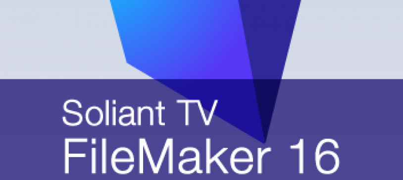 FileMaker 16 Playlist