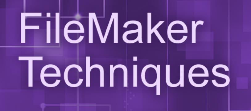 FileMaker Button Bar as Progress Indicator
