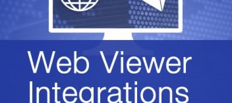 Web Viewer Integrations Library Playlist